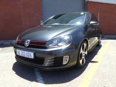 2011 VOLKSWAGEN GOLF 6 Gti Auto For Sale On Auto Trader South Africa