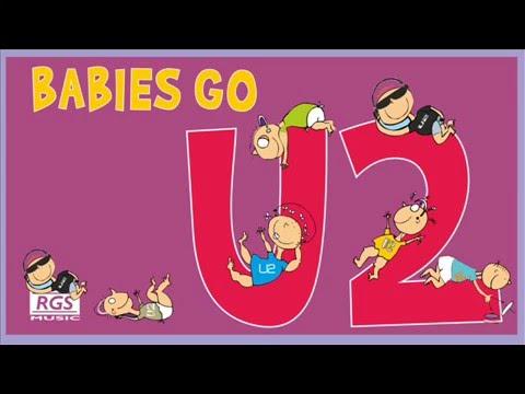 Babies go U2.