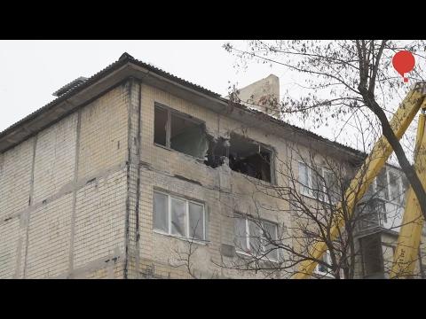 Авдеевка под обстрелами: