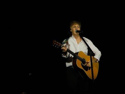 Paul McCartney :: Love Me Do - Live Porto Alegre 2017