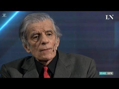 """Juan José Sebreli en """"Encuentro de ideas"""" con J.Fernández Díaz - 16/10/17"""