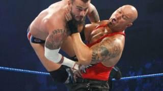 SmackDown: Luke Gallows vs. CM Punk