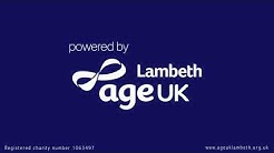 Age UK Lambeth's Handyfix service promotion video by We Rise