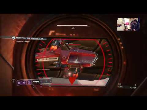 Destiny 2 / Helping out / Prestige Nightfalls / Strike Specific Loot / Top 1000 RdotR