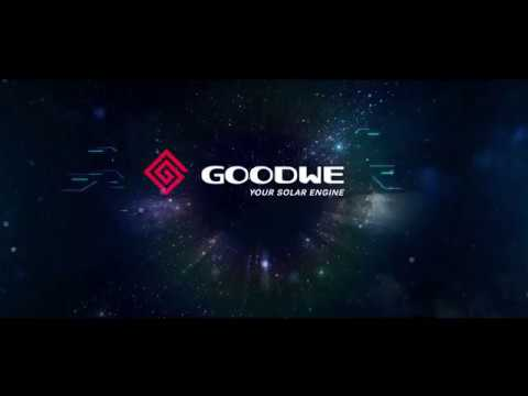 GoodWe Company Introduction 2018