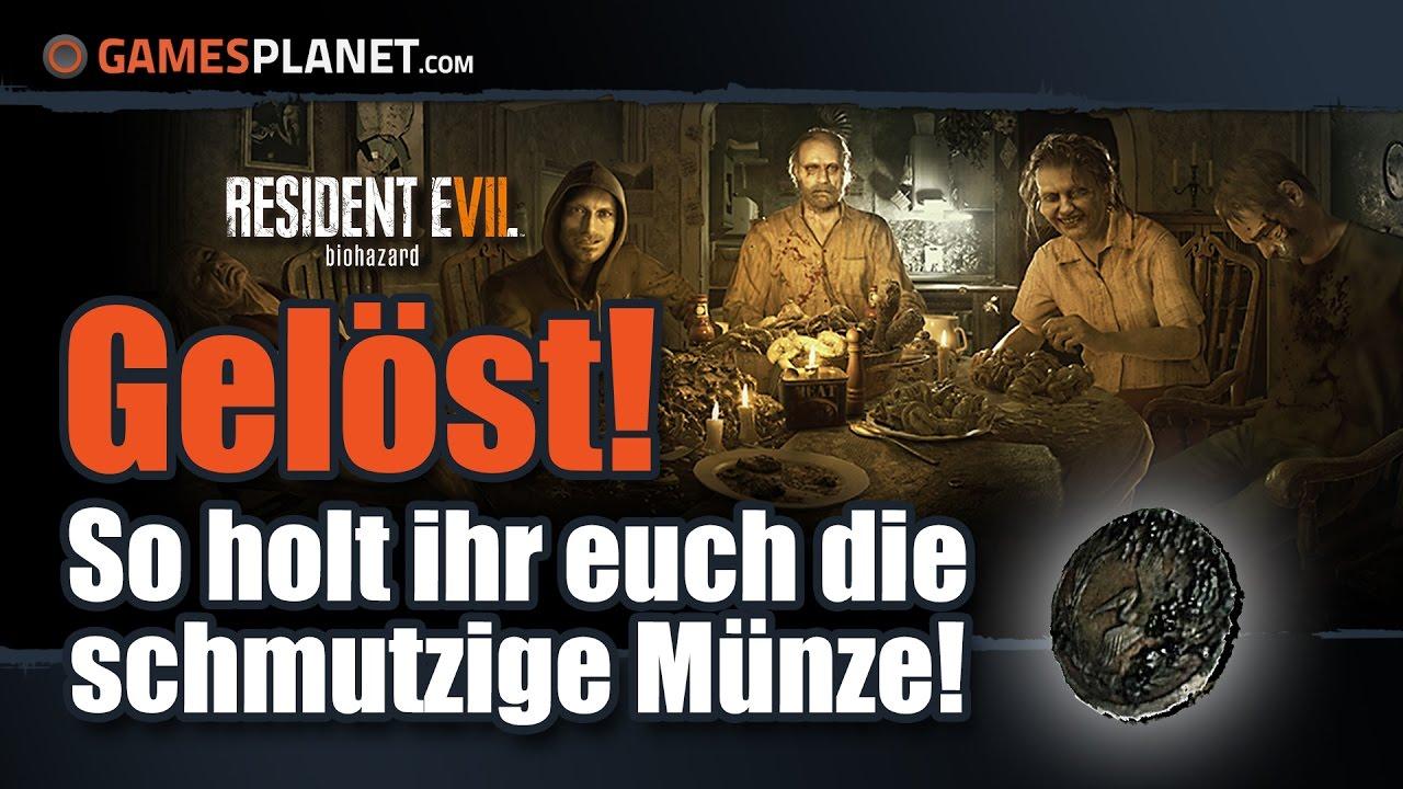 Resident Evil 7 Demo Zur Verschmutzten Münze In Sechs Minuten
