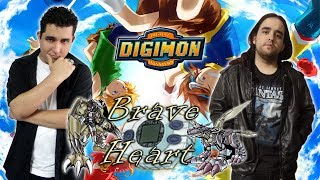Bruno Mattes & André Nicolas - Brave Heart - Digimon Adventure (Acoustic Cover)