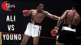 "Muhammad Ali vs Jimmy Young HD""Legendary Night"""