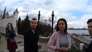 На Восток: Чебоксары и Казань<