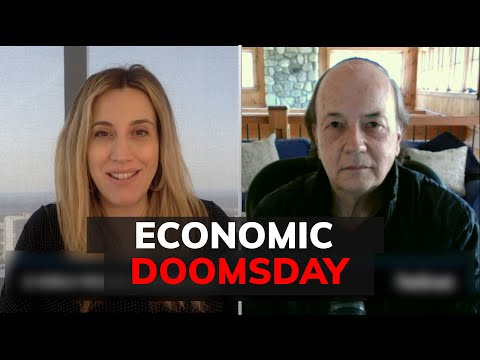Jim Rickards: economic freeze is here, get gold, silver if you can and get ready