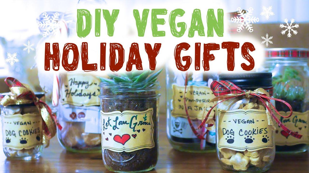 Vegan Holiday Ideas Diy Mason Jar Gifts