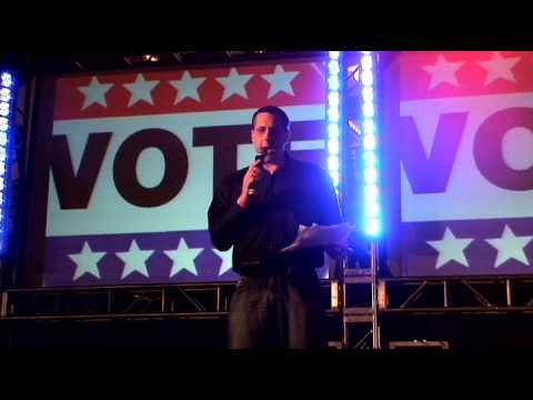 Stuart Milk Speaks on Harvey Milk's Birthday
