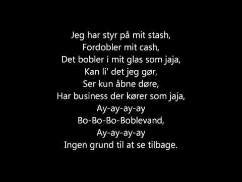 Kaliber - Bobler Lyrics HD