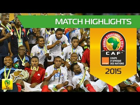 DR Congo - Equatorial Guinea | CAN Orange 2015 | 07.02.2015