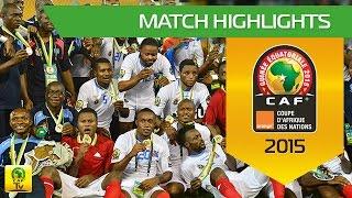 DR Congo - Equatorial Guinea | CAN Orange 2015 | 07.02.2015
