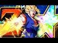RETURN OF THE KING! 100% RAINBOW STAR EZA AGL SUPER VEGITO! (DBZ: Dokkan Battle)