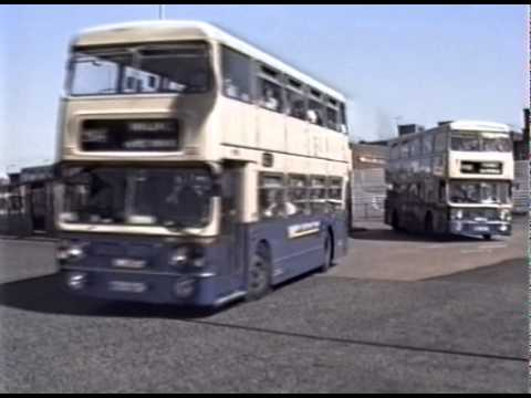 WEST BROMWICH BUSES 1989