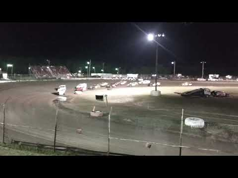 Limited Modified A Main @ Superbowl Speedway 06-22-19