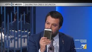 Salvini-Isoardi: 'Non mi vergogno di avere amato'