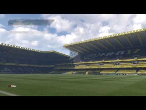 FIFA 17 DEFI CREATION équipe SBC GROS Match