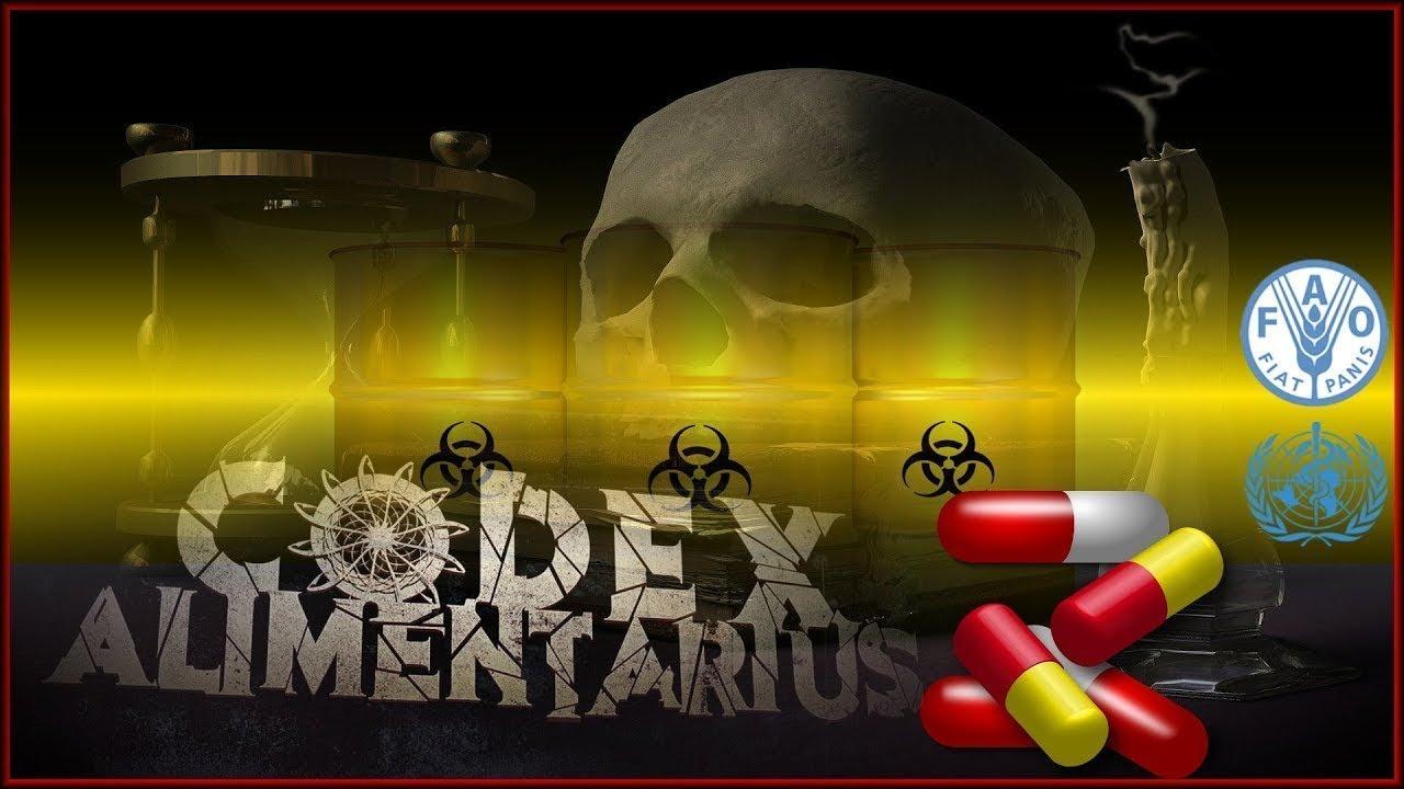 """""""Codex Alimentarius"""" ▶ Das globale """"Ernährungsprogramm"""" der Vereinten Nationen ("""
