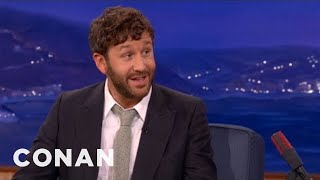 Chris O'Dowd's Masculinity Overpowered Megan Fox - CONAN on TBS