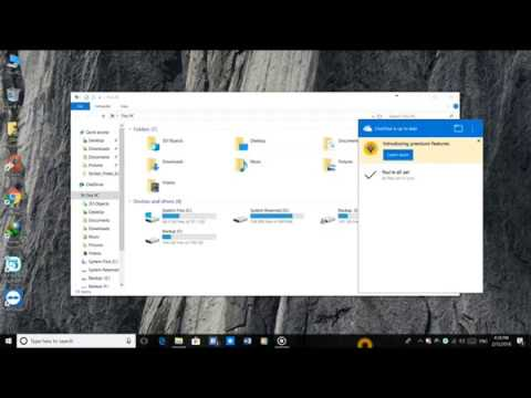 how to add onedrive to pc