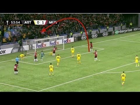 Chong's terrible MISS! Astana 2-1 Manchester United  