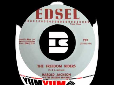 R&B Harold Jackson - The Freedom Riders. YUm YUm (...
