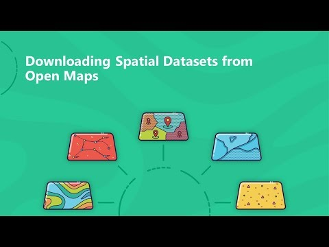 Demo 2B - Downloading Spatial Datasets From Open Maps
