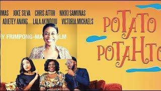 Video The Screening Room: Potato Potahto | OC Ukeje, Joselyn Dumas |Movie Review download MP3, 3GP, MP4, WEBM, AVI, FLV Desember 2017