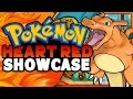 Pokemon ROM HACK SHOWCASE - Pokemon Heart Red ( Heart Gold Rom Hack )