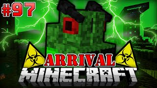 Radioaktiver NUKLEARBOSS - Minecraft Arrival #097 [Deutsch/HD]