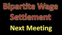 Banks Bipartite Wage Settlement Meeting