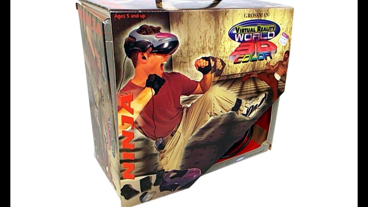e4759b14914 Virtual Reality World Ninja