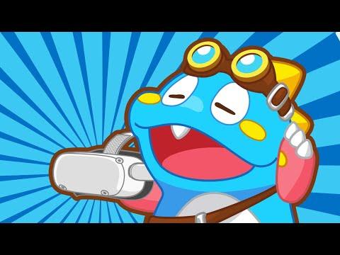 Puzzle Bobble VR: Vacation Odyssey - Quest Announcement Trailer