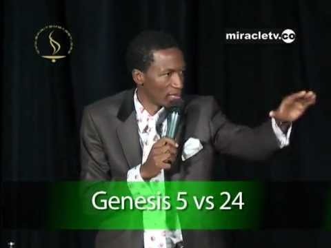 Uebert Angel - The Energy Of God