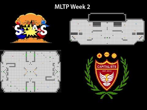 MLTP S6 Week 2: The Capitalists vs Sum of all Spheres