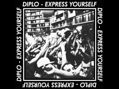 Diplo  Express yourself Dubstep Remix