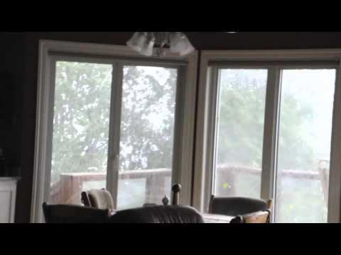 Hella Hail 2011 - Carter Lake, Iowa... August 18th 2011