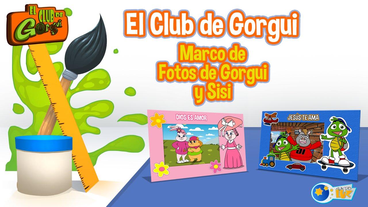 Marco de Fotos para Niños Gorgui - YouTube