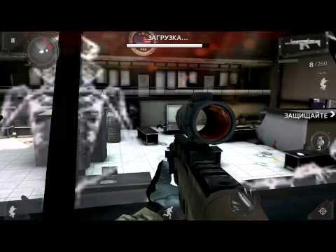 Прохождение игры Modern Combat 3: Fallen Nation (Android) #1