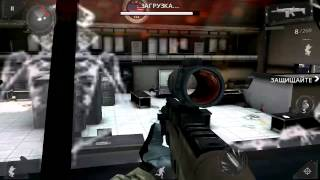 Прохождение игры Modern Combat 3: Fallen Nation (Android) #1