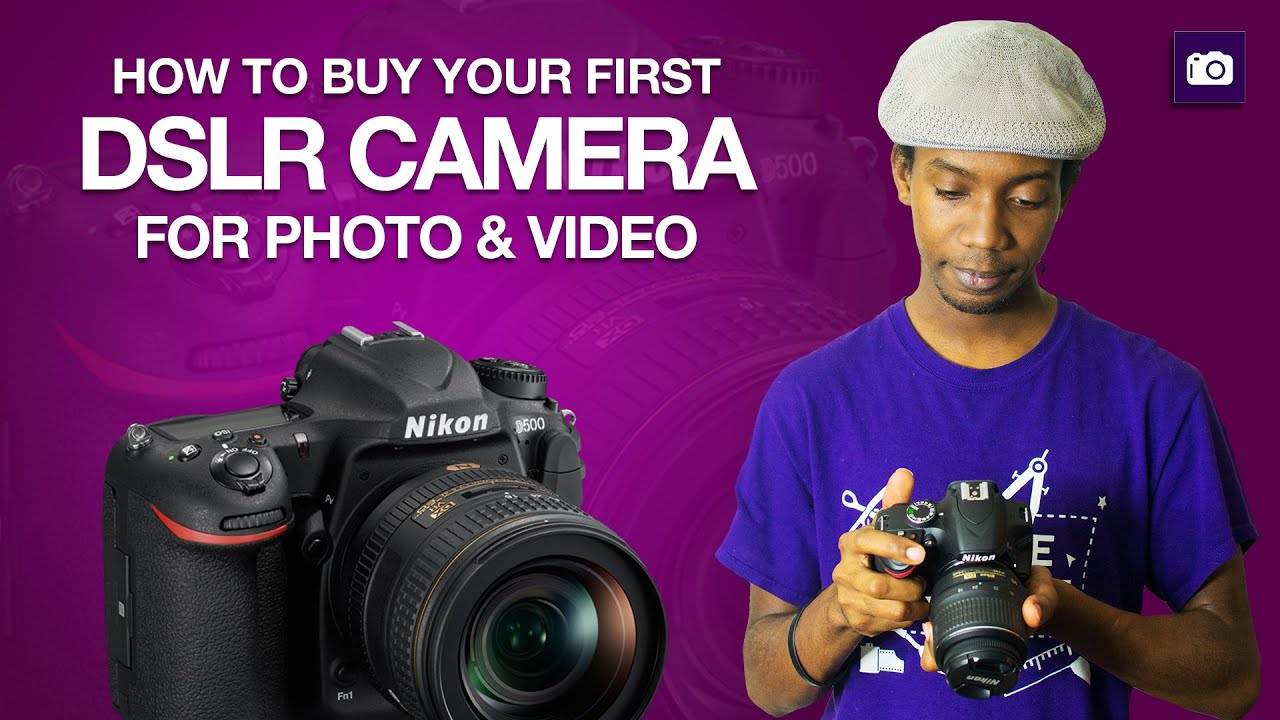 buying your first dslr camera buyers guide