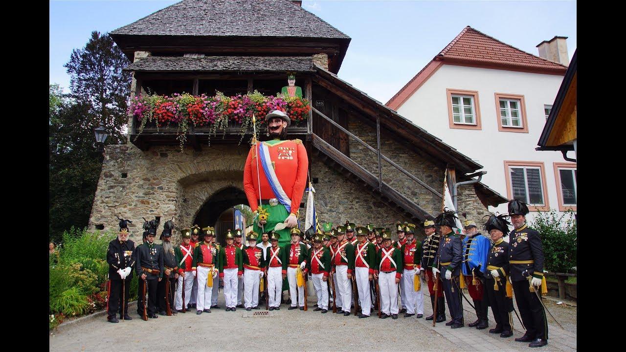 Download El gegant Samson de Murau (Àustria) a Barcelona, convidat pels Gegants del Pi