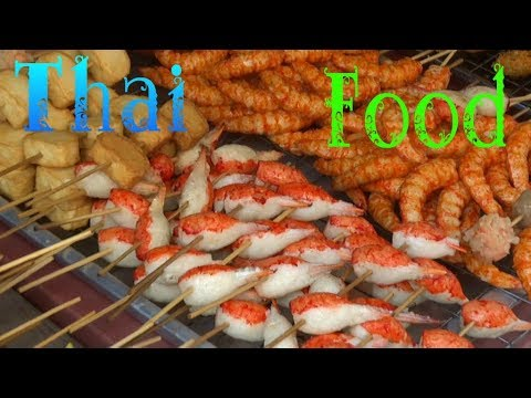 Street Food in Thailand, Amazing Thai Street Food, Thai cuisine