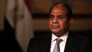 الرئيس السيسي لـ «سي إن إن»: أمريكا تتعامل مع مطالب مصر للأمن والاستقرار بإيجابية .. فيديو
