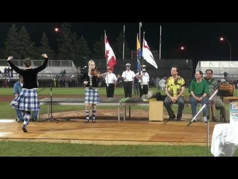 World Junior Baseball Closing Ceremonies