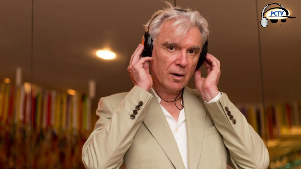 "David Byrne ""American Utopia"" (Part 2 of 4) Whiteboard Sessions"