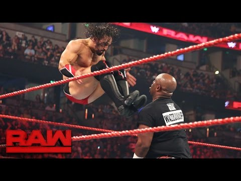 raw 8/9/2016 - 0 - This Week in WWE – Raw 8/9/2016